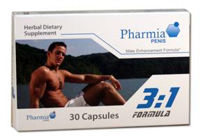 Pharmia Epimedium Extrakt